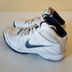 Nike Shoes | Nike The Overplay Vi White